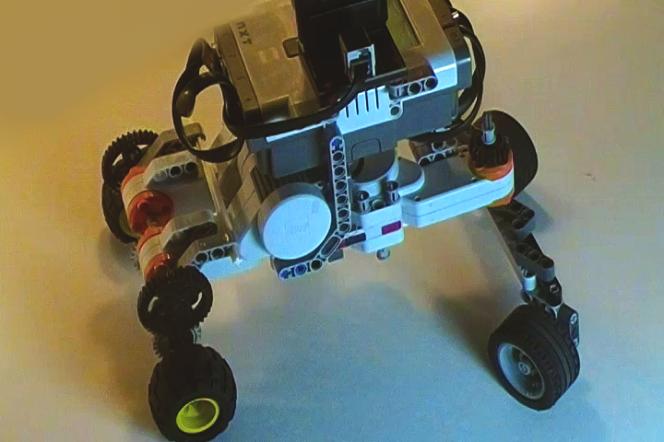 Off Roader prototype