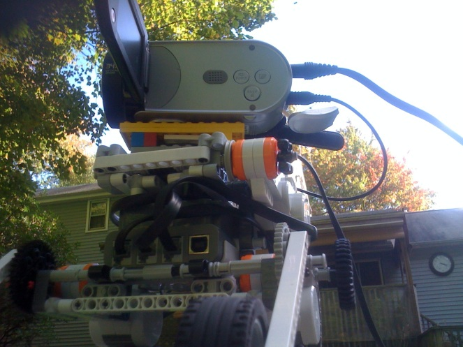 Working on theRobot