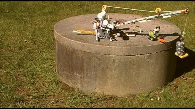 Crane Testing video