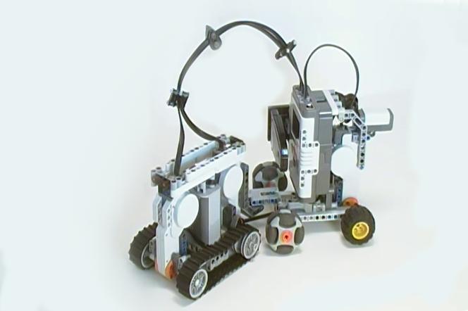 Snow Crawler prototype