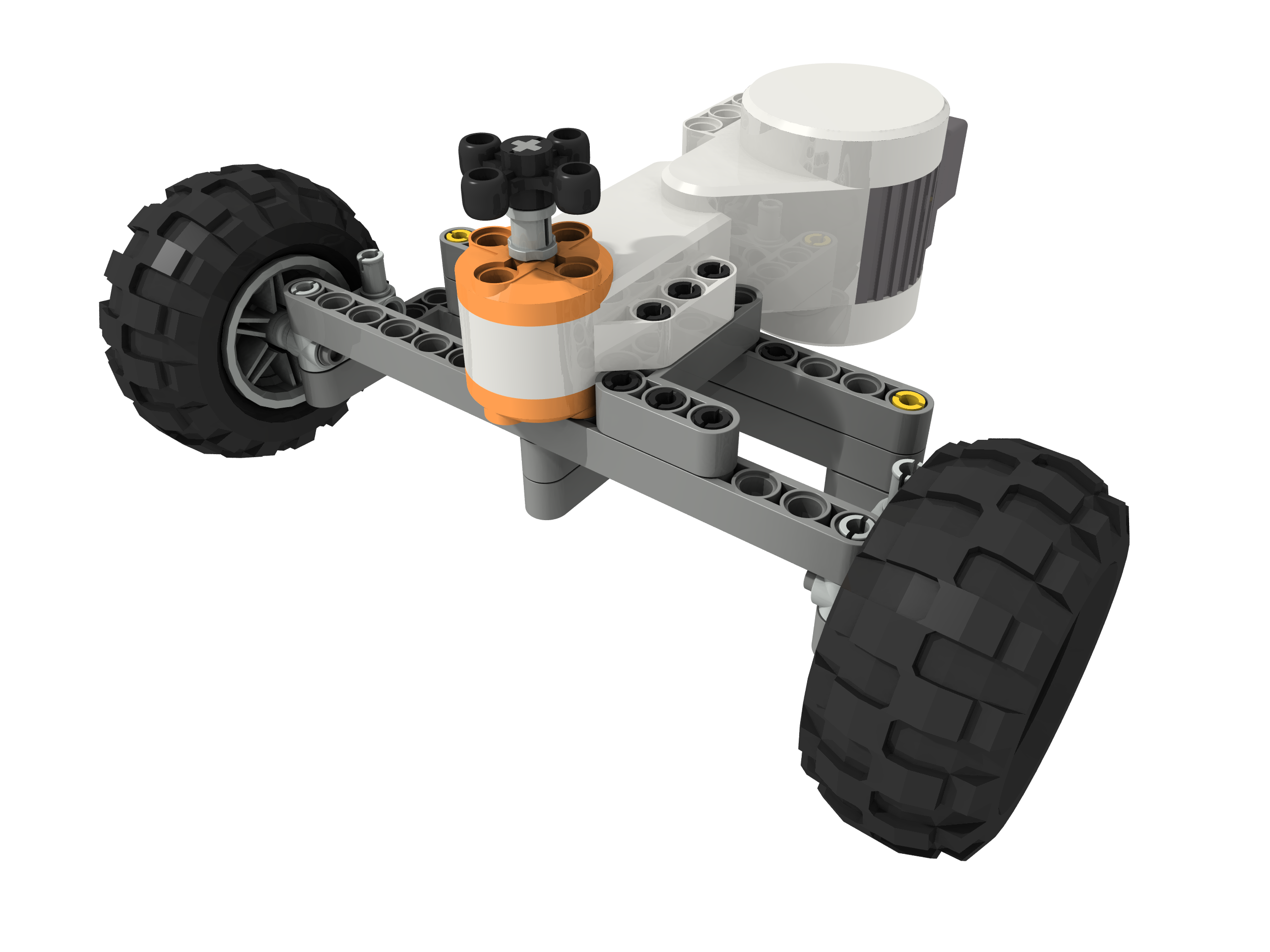 Ackermann Steering Geometry Mindstorms Podcast