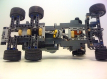 Next MOC: Racing truck