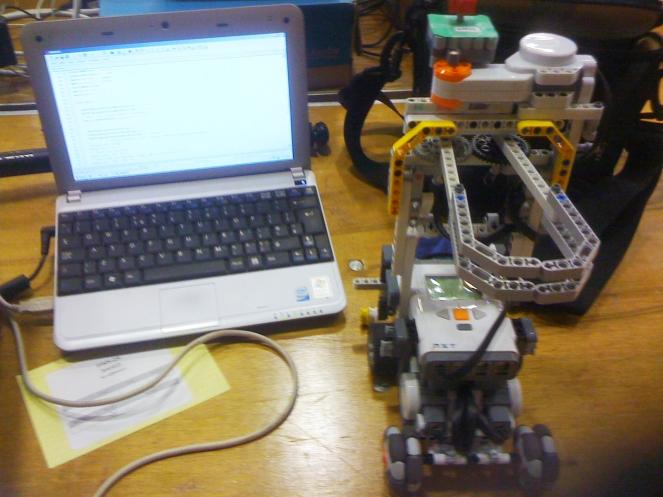 RoboWaiter 2013